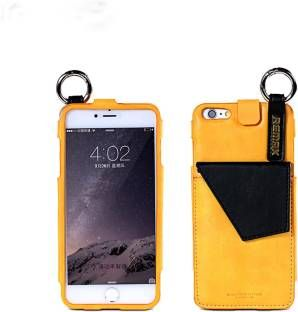 Remax Back Cover for IPhone 6 & 6S(Yellow)