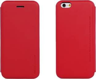 Remax Flip Cover for IPhone 6 & 6S(Red)