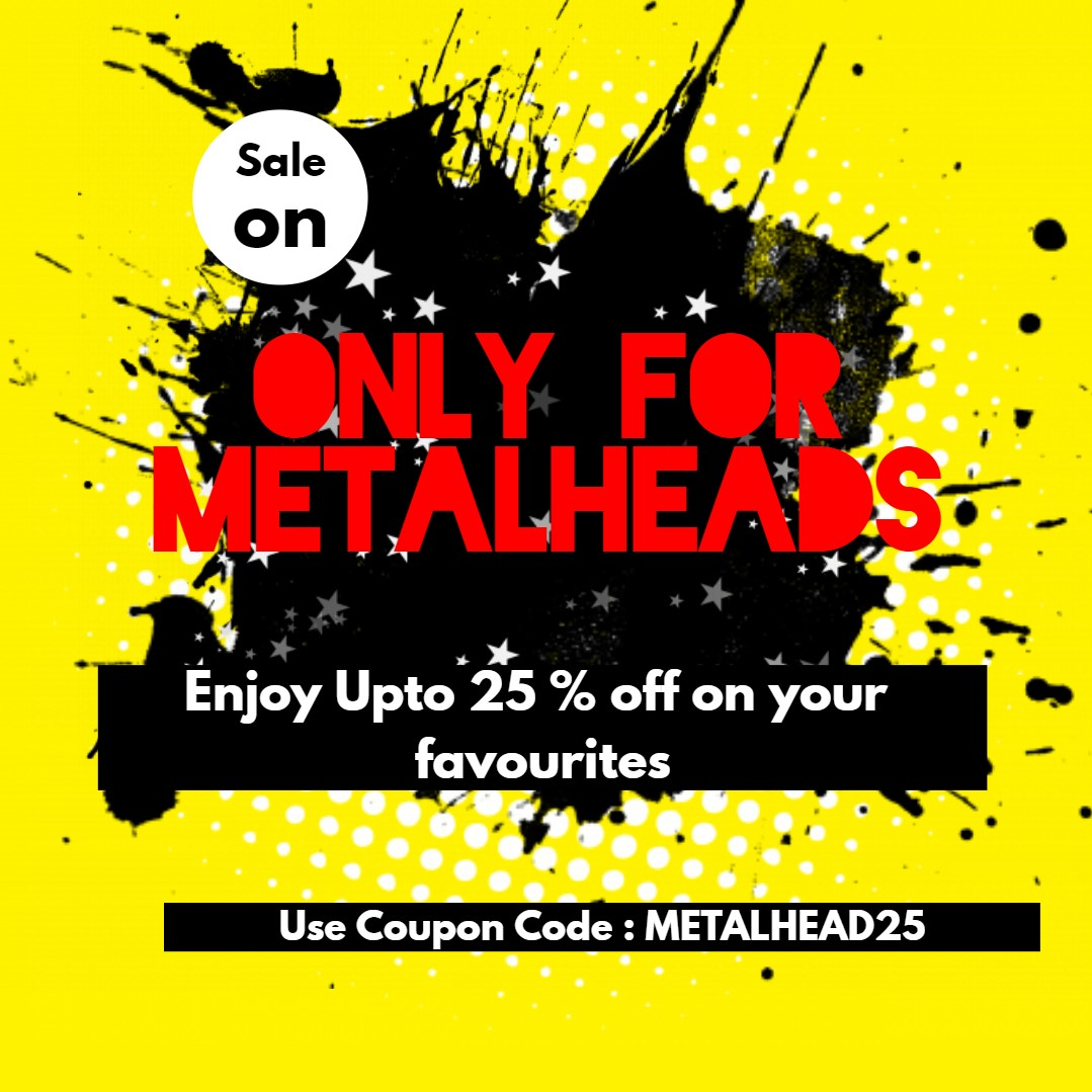 Metalheads offer
