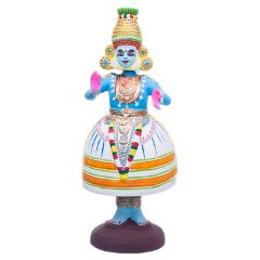 Dancing Kerala Doll