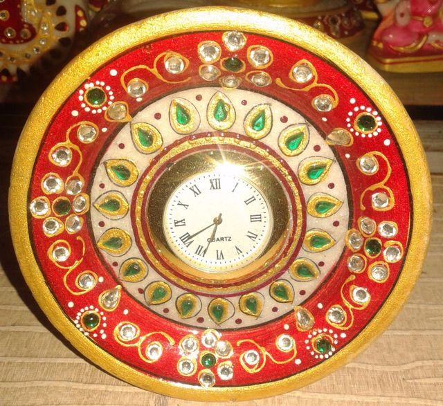 Plate Watch Small