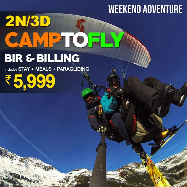 Camp to Fly
