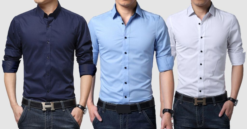 Combo Of 3 High Quality Branded Linen Shirts