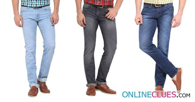 Combo Of 3 London Looks Branded Mid-Rise Skinny-Fit Denim Jeans