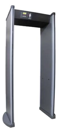 Door Frame Metal Detector (Dual Zone)