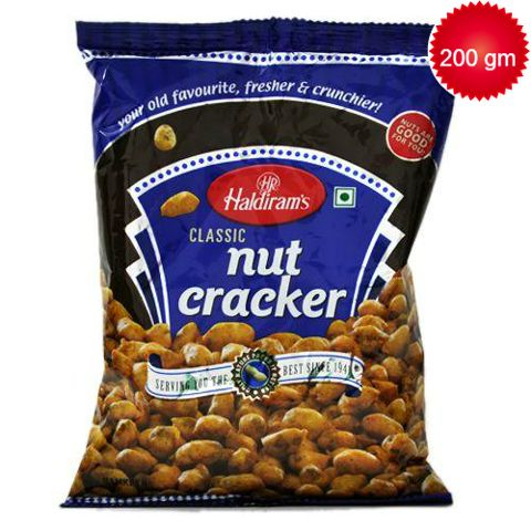 Haldirams Nut Cracker 200 gm