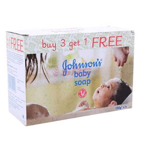 Johnsons Baby Soap 450 gm