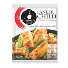 Chings Sauce Mix - Paneer Chilli, 50 gm Pouch