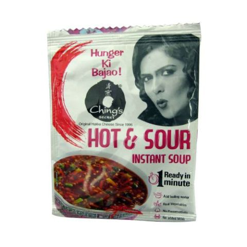 Chings Instant Soup - Hot & Sour, 15 gm