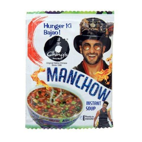 Ching'S Secret Instant Soup - Manchow, 15 gm Pouch