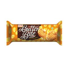 Priyagold Cookies - Butter Bite, 250 gm Pouch