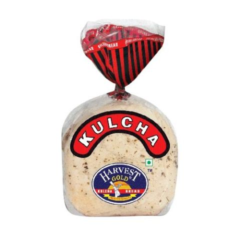 Harvest Gold Bread - Kulcha, 250 gm Pouch