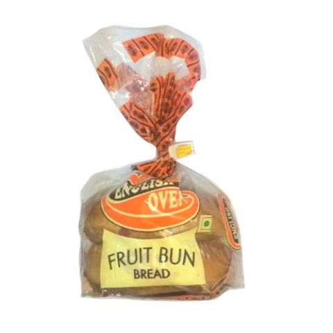 English Oven Bun - Fruit, 150 gm Pouch