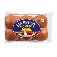 Harvest Gold Bombay Pav, 300 gm Pouch