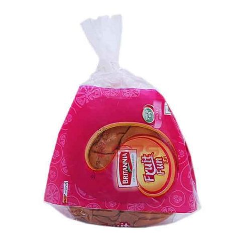 Britannia Fruit Fun Bun 150 gm