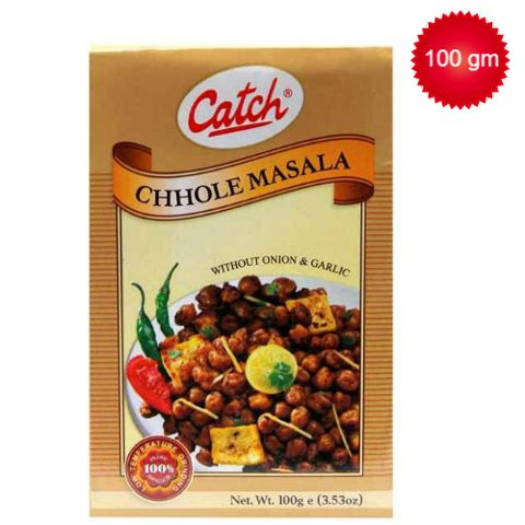 Catch Masala - Chhole, 100 gm Carton