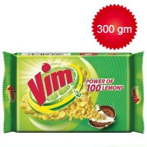 Vim Dishwash Bar, 300g