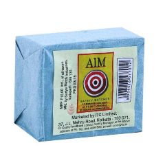Aim Safety Matches box