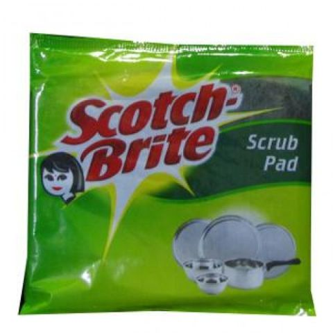 Scotch Brite Scrub Pad large