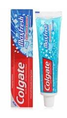 Colgate Toothpaste - Max Fresh Cooling Crystals Blue Gel Peppermint, 150 gm