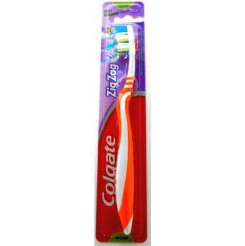 Colgate Toothbrush - ZigZag, 1 pc