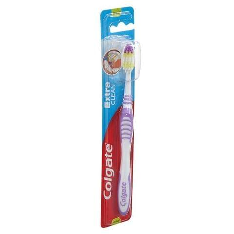 Colgate Toothbrush - Extra Clean, Medium, 1 pc