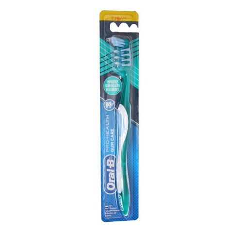 Oral-B Tooth Brush Pro - Health Soft, 1 Pc Pouch