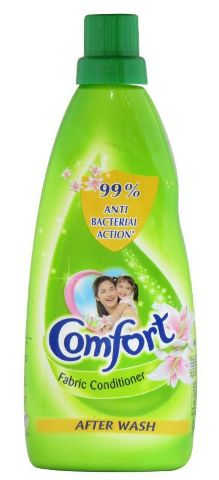 Comfort Fabric Conditioner Anti Bacterial Green 800 ml