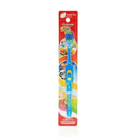 Colgate Toothbrush - Kids 0-2 Years, 1 pc Pouch