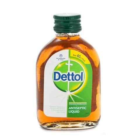 Dettol Antiseptic 60 ml
