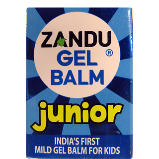 Zandu Gel Balm Junior 8 ml