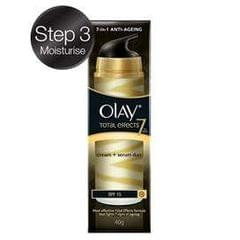 Olay Total Effects 7 In One Cream + Serum Duo Spf 15 40 gm