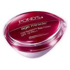 Ponds Age Miracle Cell Regen Day Cream Spf15 Pa++ 50 gm