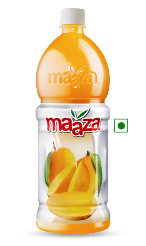 Maaza Juice - Mango, 1.2 lt Bottle