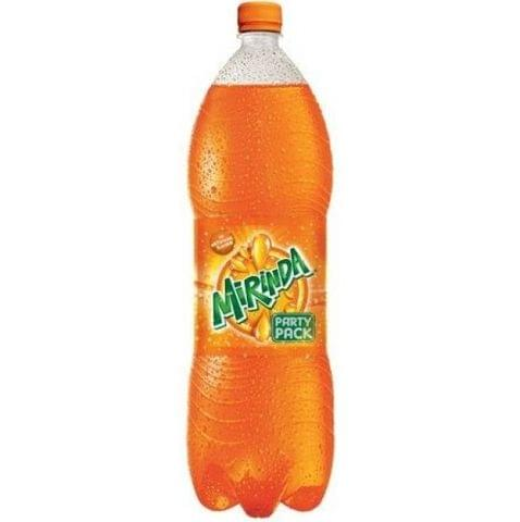 Mirinda cold drink - Orange Flavor, 1.5 ltr Bottle