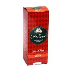 Old Spice After Shave Lotion Atomizer- Musk, 150 ml Bottle
