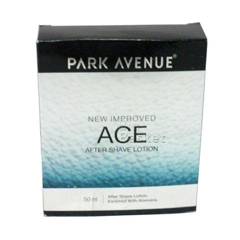 Park avenue After Shave Lotion - Ace Splash, 50 ml Box