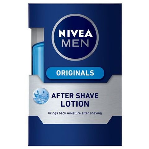 Nivea After Shave Lotion - Men Originals, 100 ml Carton