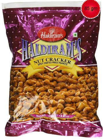 Haldirams Nut Cracker, 85gm