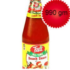 Tops Red Snack Sauce, 990g