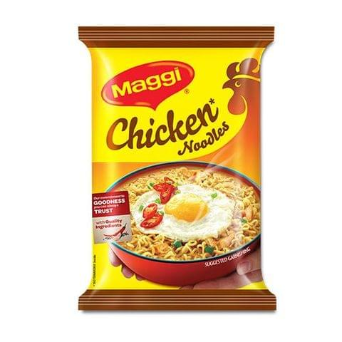 Maggi Noodles - Chicken, 71 gm Pouch