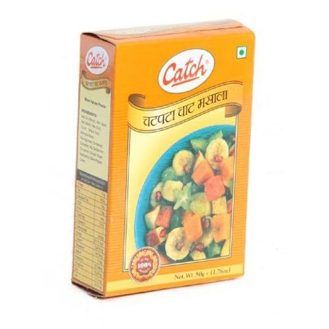 Catch Masala - Chatpata Chat, 50 gm Carton