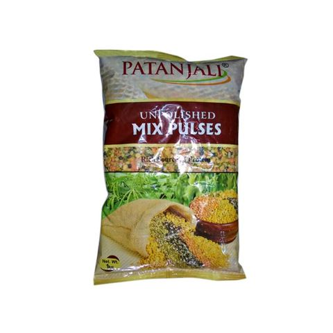 Patanjali UNPOLISHED MIX PULSES, 500gm