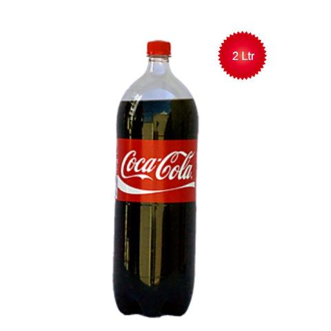 Coca Cola Soft Drink 2ltr