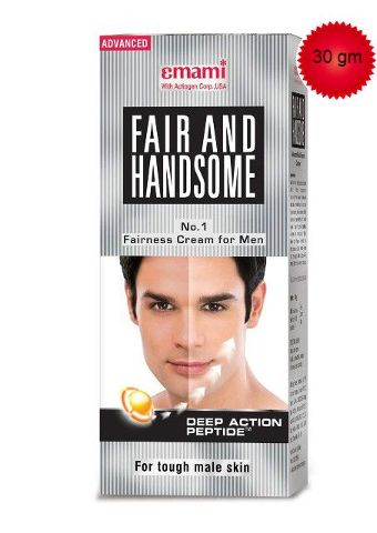 Fair and Handsome Fairness Cream for Men, 30g