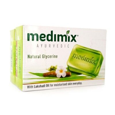 Medimix Bathing Soap - Gycerine Moisturising, 125 gm