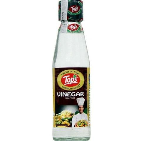 tops Vinegar non fruit non fruit white 180ml