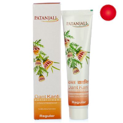 Patanjali Dant Kanti - Regular Dental Cream