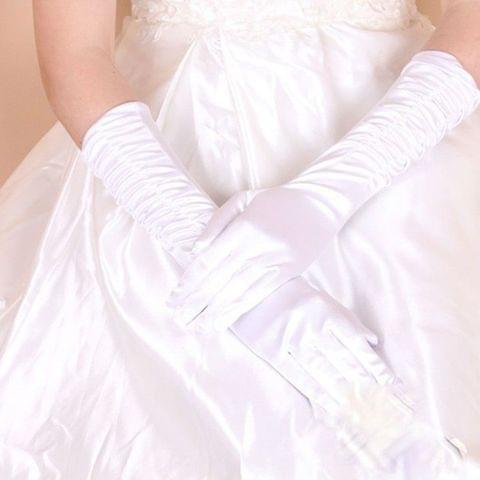 Classic  bridal gloves