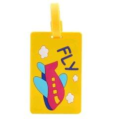 Fly luggage tag